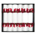 Silver Pin Luxury Christmas Crackers