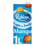 Rubicon Mango Light & Fruity