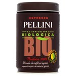 Pellini Top Arabica 100% Organic Ground Coffee