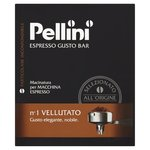 Pellini No.1 Vellutato Ground Coffee