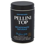 Pellini Top Arabica 100% Decaffeinated Ground Coffee