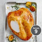 Waitrose Free Range Large Bronze Turkey Crown