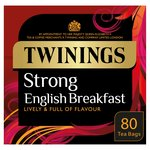 Twinings 1706 Strong Breakfast Tea Bags