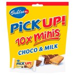 Bahlsen Pick Up! Chocolate & Milk Minis