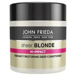 John Frieda Sheer Blonde Hi Impact Deep Conditioner