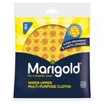 Marigold Wiper Upper All Purpose Cloths with Microfibre