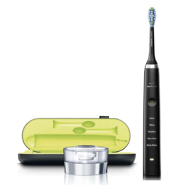 Philips Sonicare Diamond Clean Electric Toothbrush, Black
