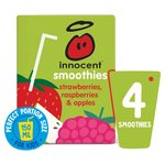 Innocent Kids Strawberries, Blackberries & Raspberries Smoothies