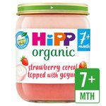 HiPP Organic Breakfast Duet Strawberry Muesli
