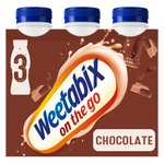 Weetabix On The Go Chocolate Drinks