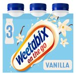 Weetabix On The Go Vanilla Drinks