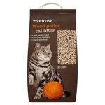 Waitrose Cat Litter Wood Pellet