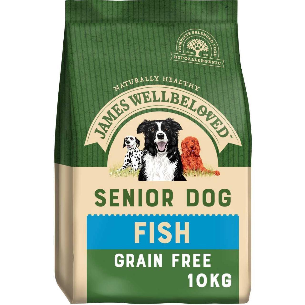 Fetch Dog Food James Wellbeloved