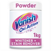 Vanish Crystal White Stain Remover