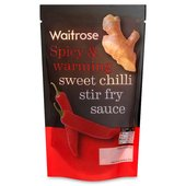 Sweet Chilli Stir Fry Sauce Waitrose