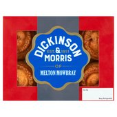 Dickinson & Morris Mini Pork Pies