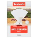 Rombouts Coffee Filter Papers N4