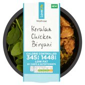 Waitrose Love Life Keralan Chicken Biryani