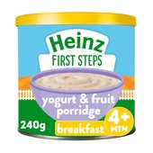 Heinz Fruit & Yogurt