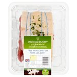 Waitrose Duchy Organic Pork Boneless Leg Joint