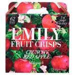 Emily Fruit Crisps Crunchy Apple 15g x