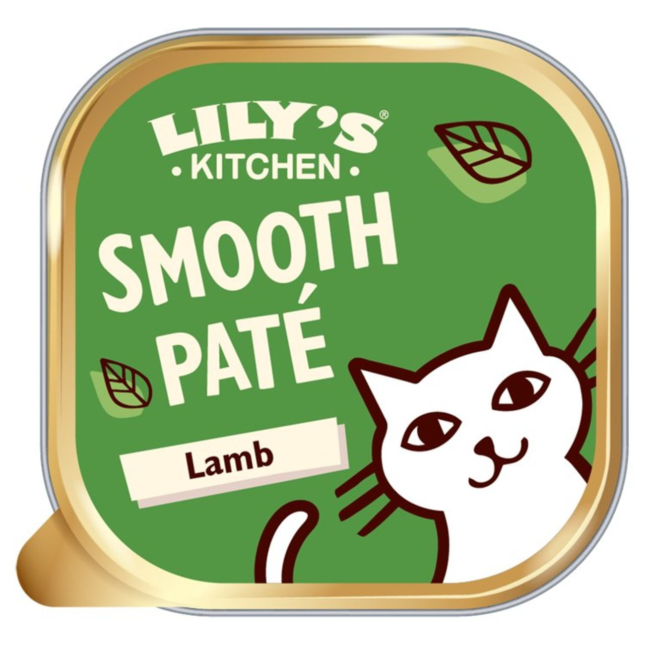 An image of Lily's Kitchen Lovely Lamb Casserole for Cats
