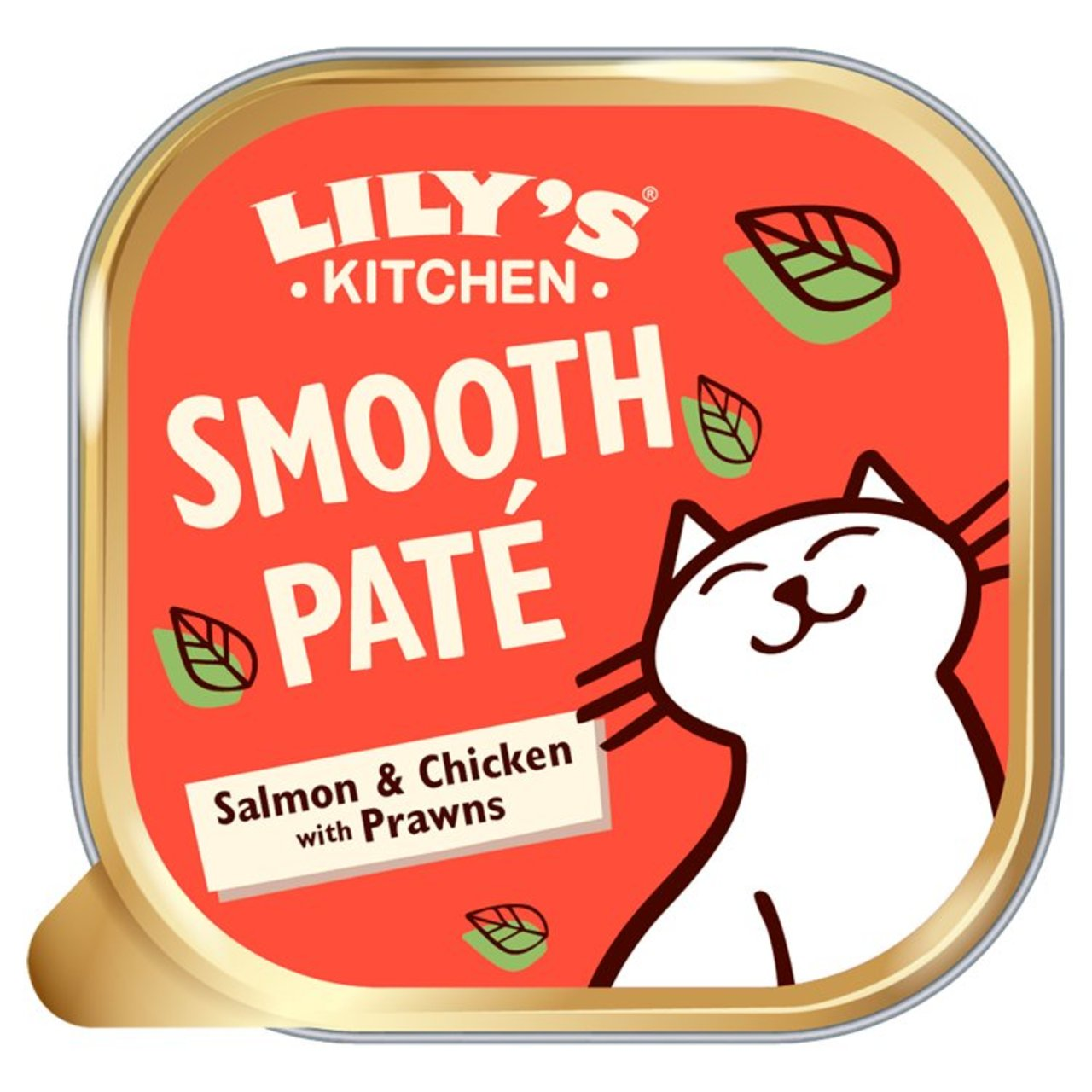 An image of Lily's Kitchen Catch of the Day for Cats
