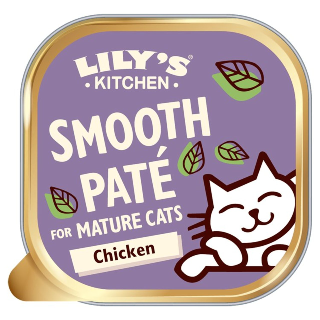 An image of Lily's Kitchen Chicken & Veggie for Mature Cats