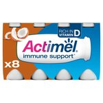 Actimel Coconut Drinking Yogurts