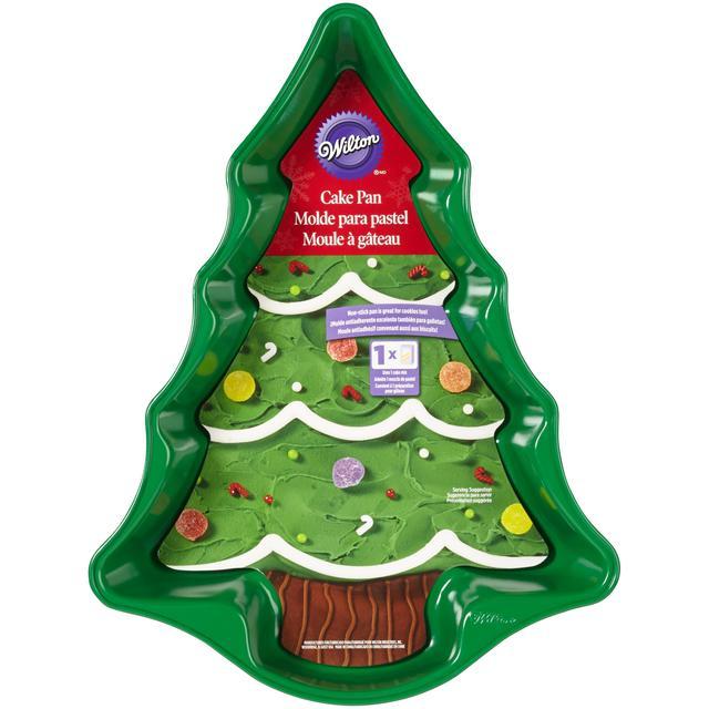 Christmas Tree Cake Tin ... - Christmas Tree Cake Tin From Ocado