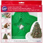 Cookie Tree Cutter Set