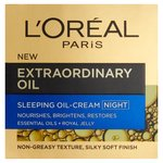 L'Oreal Paris Extraordinary Oil Night Mask Pot