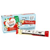 Yeo Valley Organic Strawberry & Vanilla Fromage Frais Tubes