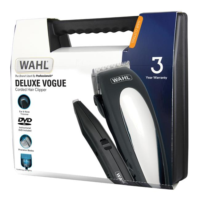 Wahl Vogue Deluxe Clipper Trimmer Kit 79305 013