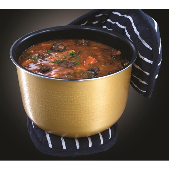 russell hobbs multi cooker 5l from ocado. Black Bedroom Furniture Sets. Home Design Ideas