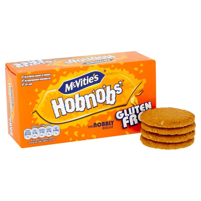 McVitie's Original Hobnobs Gluten ...