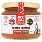 Miso Tasty Organic Red Aka Miso Cooking Paste