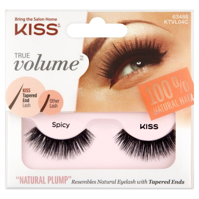 KISS True Volume Lashes SPICY