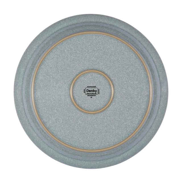 ... Denby Elements Dinner Plate Set 26.5cm Light Grey ...  sc 1 st  Ocado & Denby Elements Dinner Plate Set 26.5cm Light Grey 4 per pack from Ocado