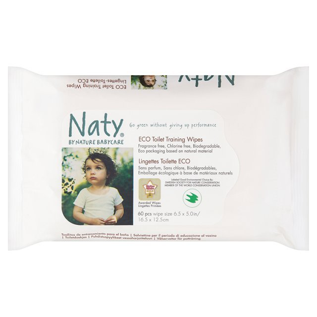 Nature Babycare Toilet Wipes