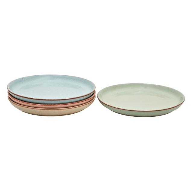 Denby Always Entertaining Medium Coupe Plate Set ...  sc 1 st  Ocado & Denby Always Entertaining Medium Coupe Plate Set 4 per pack from Ocado