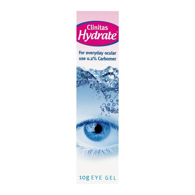 Clinitas Hydrate Gel Dry Eye Relief 10g From Ocado