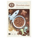 Doves Farm Organic Gluten Free Cereal Chocolate Stars