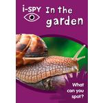 i-SPY In The Garden Book