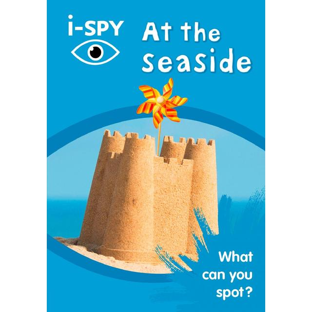 i-SPY At The Seaside Book