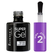 Rimmel Super Gel Nail Polish Top Coat