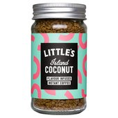 Little's Island Coconut Flavour Infused Instant Coffee