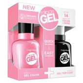 Sally Hansen Miracle Gel Duo Pack Pink Cadillaquer