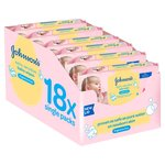 Johnson's Baby Extra Sensitive Wipes