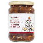 Waitrose Mincemeat Amaretto